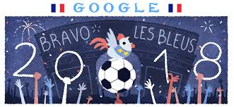 Celebrating <b>World Cup 2018</b> Champions: France!