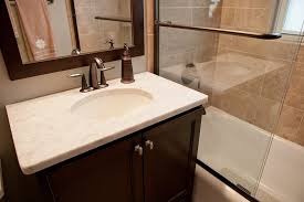 white countertop bathroom sink