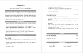 Office Coordinator Resume Sample Front Office Coordinator Resume For Study shalomhouseus 4