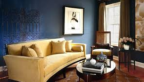wall room and living gray blue colors color brown paint decor pain colour ideas schemes grey