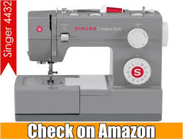 Simple Heavy Duty Sewing Machine