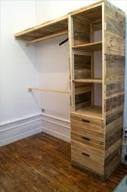 pallets made into furniture. Pallets Made Corner Cupboard Or Closet - 20 Unique Ideas To Use The Wood | Pallet Furniture DIY Into