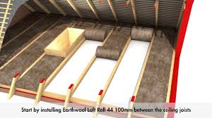 Loft Storage Knauf Insulation Loft Storage System Youtube