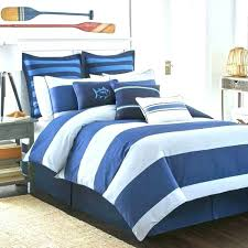 navy and white striped bedding navy blue king size comforter black and white striped bedding co