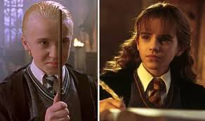 Tom felton and emma watson were previously surrounded by romance rumours (picture: Harry Potter Backstage Secrets Watch Adorable Game Between Emma Watson And Tom Felton Films Entertainment Express Co Uk