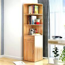 large wooden shelf vision large stylish wooden corner shelf unit with cabinet drawer natural oak