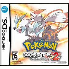 Pokemon White 2 ROM Free Download For NDS Emulator