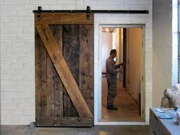 rustic interior barn doors