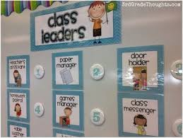 Pre K Job Chart Pictures Classroom Job Charts 38 Creative Ideas For Assigning