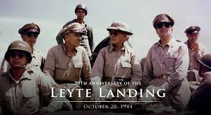 Image result for gen douglas macarthur returns to the philippines when allied forces invade the philippines