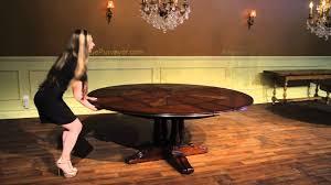 Round Kitchen Table For 8 Round Walnut Dining Table For 8 Rustic Kitchen Table Or Dining
