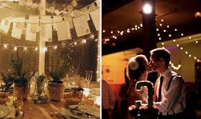diy lighting wedding. String Lights - Wedding Venue Decoration Diy Lighting I
