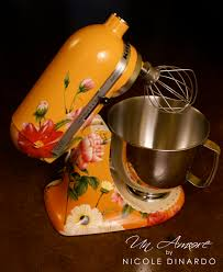 Designer Kitchen Aid Mixers The Pioneer Woman Custom Kitchenaid Mixer Now Available For