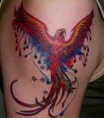 Idee Per Tatuaggio Fenice 20 Immagini Per Trovare Il Tatuaggio