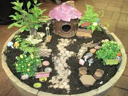 Small Picture images of inside a fairy garden Google Search Kids Experiences