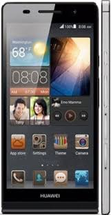 Picture of Huawei Ascend P6 Firmware Flash File