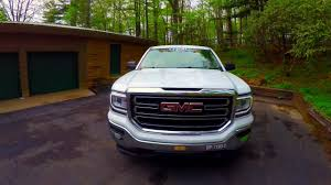 Uhaul Pickup Truck burnout (2018 GMC Sierra) - YouTube