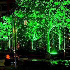 diu rg waterproof outdoor landscape garden romate laser light xmas starry sky pattern waterproof stage light