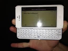 iPhone 5 Bluetooth Keyboard Review BeginnersTech