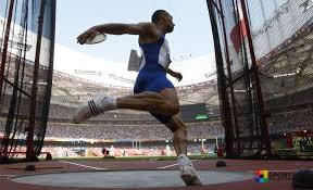 Легкая атлетика описание история виды правила метание диска