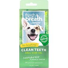 Fresh Breath by TropiClean No Brushing Clean Teeth ... - Amazon.com