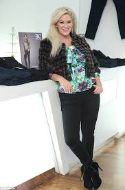 new opening whitney thompson launches beauty in curves slink boutique yesterday and is carrying
