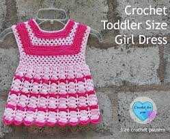 Free Crochet Patterns For Toddlers