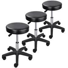 White Rolling Chair Amazoncom Adjustable Tattoo Salon Stool Hydraulic Rolling Chair
