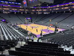 Golden 1 Center Basketball Seating Chart Golden 1 Center View From Section 103 Vivid Seats