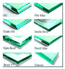 beveled glass table top glass table top edge styles types of edges fancy beveled small home remodel ideas repair pers oval beveled glass table top