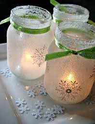 Decorated Jam Jars For Christmas 100Christmas Jam Jar Decoration Ideas Decoration Ideas For 50
