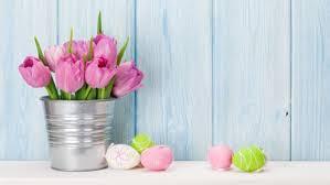 Quelles fleurs offrir pour Pâques?