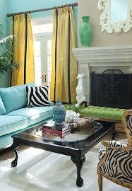 Turquoise Interior Design Decor