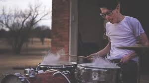 to practice drumming without drums