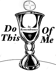 Communion Lord S Supper Coloring Page