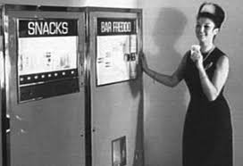 First Vending Machine 215 Bc Impressive History Of Vending Machines Vending Machines Of Newcastle