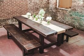 Clayton Custom Farm Table Woodworking Handmade Atlanta