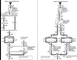 1986 f150 fuel gauge wiring diagram picture auto electrical 89 ford f150 fuel gauge wiring diagram • wiring diagram