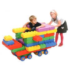 """Детский <b>конструктор Edu-Play</b> """"<b>Farm</b> Big Block"""", 29 деталей ..."""