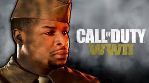 LE'VEON BELL IS IN CALL OF DUTY: WORLD WAR 2!!!!! - YouTube