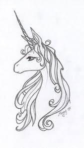 The Last Unicorn When No Generic Unicorn Will Do Kresby