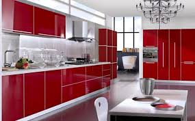 kitchen designs red kitchen furniture modern kitchen. Beautiful Designs 35 Top Red Kitchen Design And Decorating Ideas Trends To Watch For In 2018  More Ideas Red Kitchen Ideas Decorating Accessories Ideas  For Designs Furniture Modern N