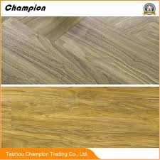 pvc flooring with wood grain pvc commercial water proof fire resistant wooden loose lay vinyl flooring