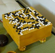 Game With Rocks And Wooden Board Go game Wikipedia 37