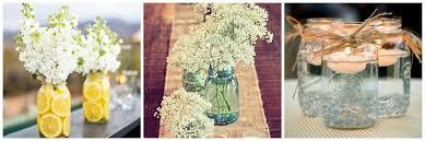Decorations Using Mason Jars 100 Creative Ways to Use Mason Jars in Your Wedding Decor 77