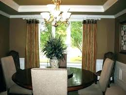 formal dining room window treatments. Perfect Window Dining Room Window Treatment Ideas Treatments  In Formal  Intended Formal Dining Room Window Treatments