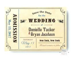 Admit One Party Invitation Template New Wedding Invitations And Like