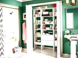 bathroom closet shelf ideas bathroom closet storage ideas elegant collection bathroom closet storage small bathroom linen