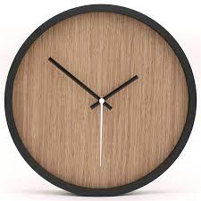 silent sweep wall clock modern inch wood wall clock silent sweep brown silent sweep wall clocks