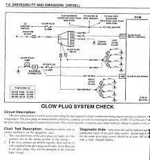 diagram for 6 5 diesel glow plug wiring auto electrical wiring glow plug wiring diagram for a 03 duramax expert duramax glow plug wiring diagram chevy 6 5 no start no cel rh ansals info